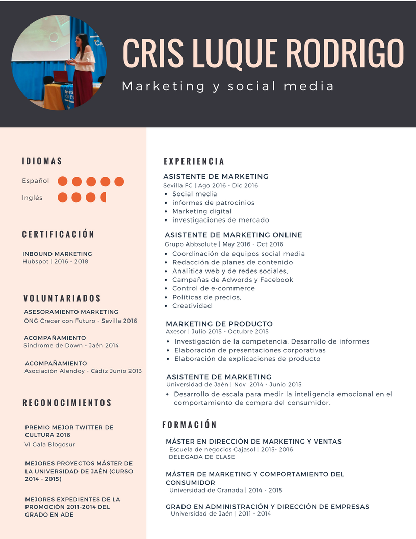 CV Cris Luque Rodrigo Marketing